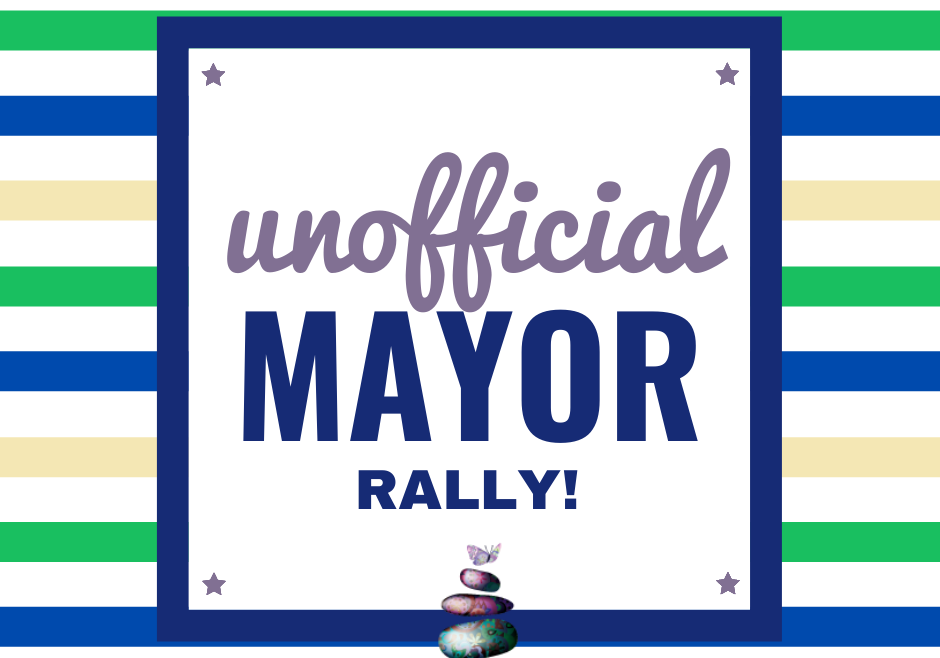 RALLY UNOFFICIAL MAYOR